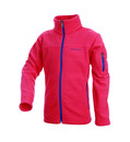 Columbia Girl's Fast Trek Full Zip Fleece Jacket bright rose